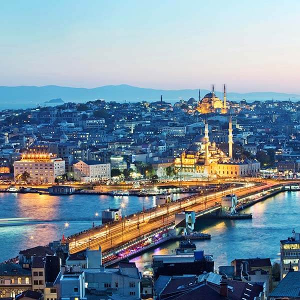 Turkey West with Troy (7 Nights - 8 Days)