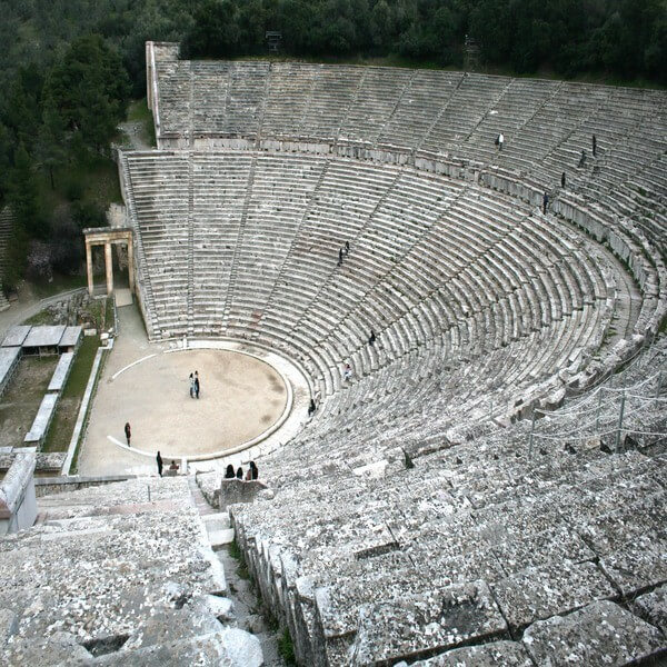Classical Tour With Delphi