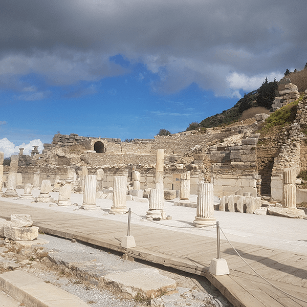 Small Group Tour 2 Ephesus - House of Virgin Mary - Artemis Temple