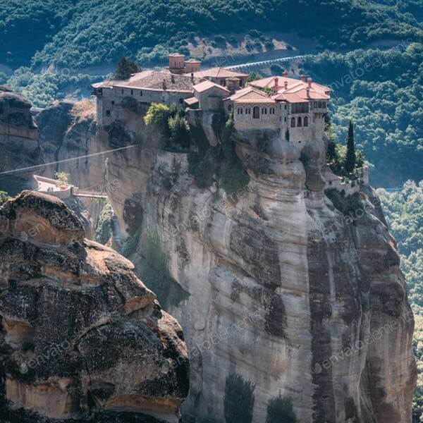 Athens, Delphi and Meteora
