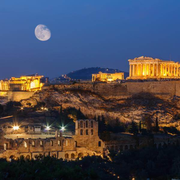 Group Tour : Best of Athens Full Day