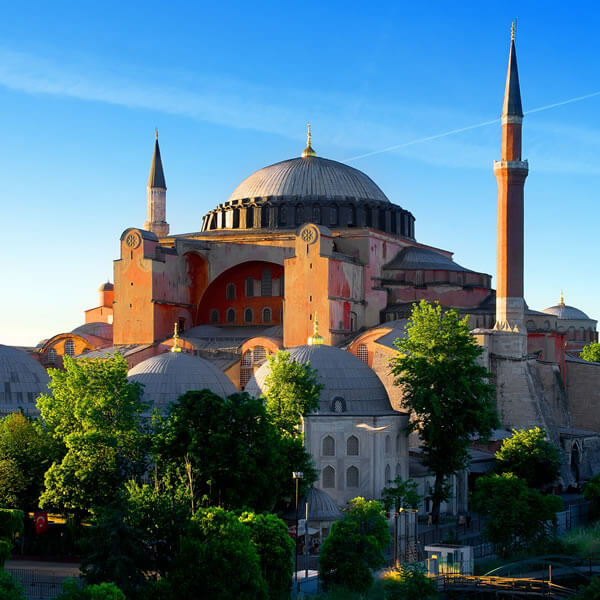 Istanbul - Ephesus - Cappadocia by Flights (6 Nights - 7 Days)