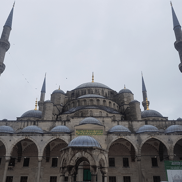 Famous Mosques of Istanbul
