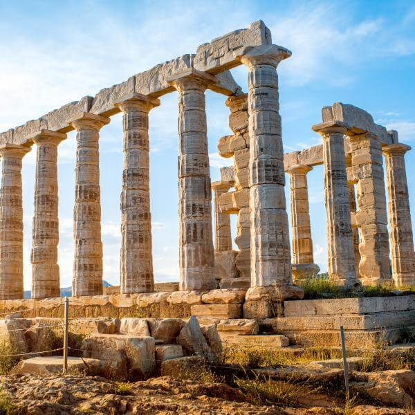 Athens, Sounion & Delphi