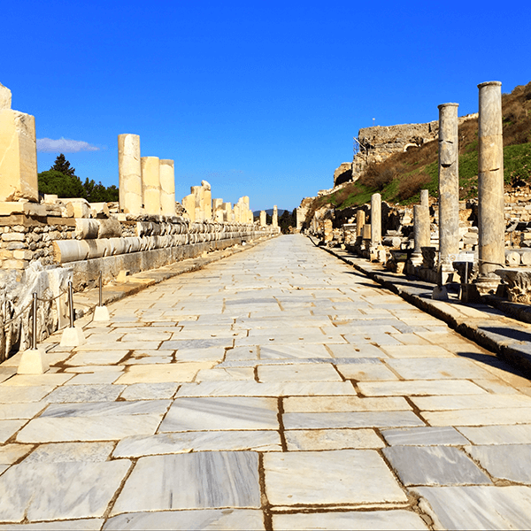 Small Group Tour 1 Ephesus - Artemis Temple