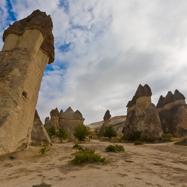 Cappadocia In A Day (by Flight)
