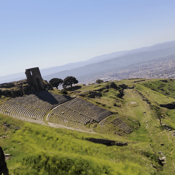 2 Days Ephesus – Pergamum Tour